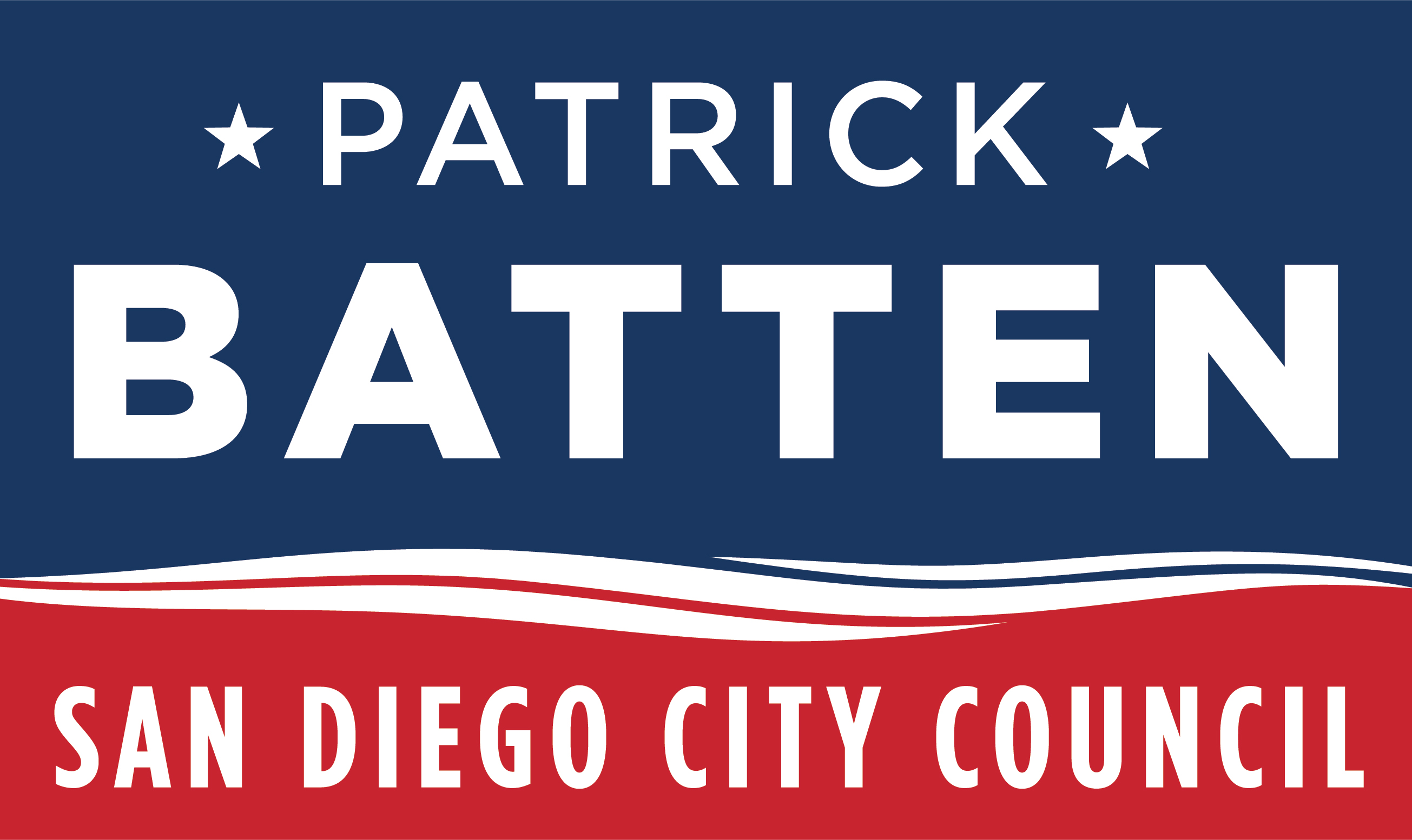 Patrick Batten for City Council